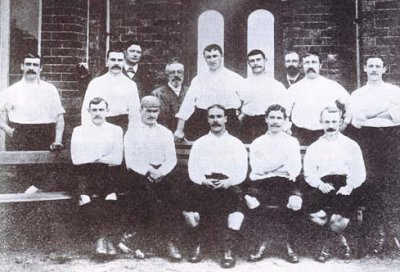 William Sudell and the Invincibles